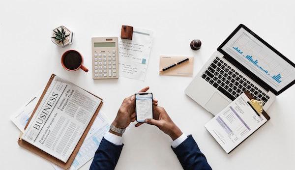 tecnologia escritorio generica calculadora mercados