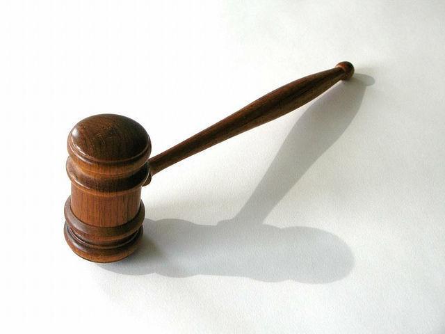 Martelo Tribunal Lei Legal