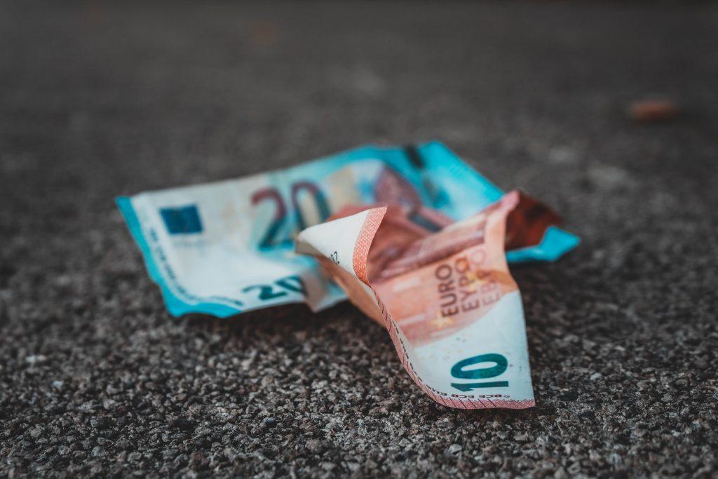dinheiro, euro