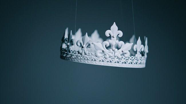 Coroa crown lider rei rainha