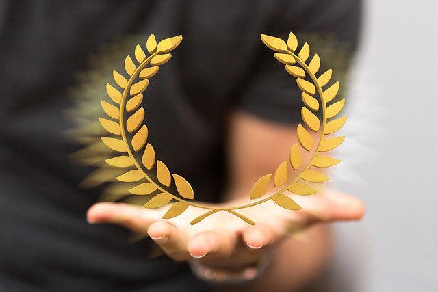 prémio, award, primeiro, ranking