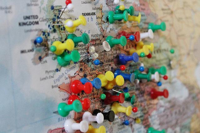 Europa Europeu pinos