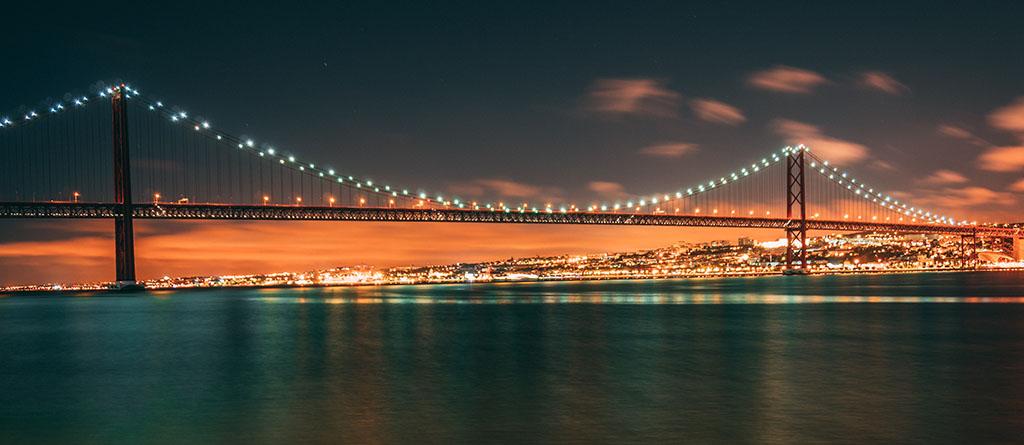 Lisboa Portugal noite