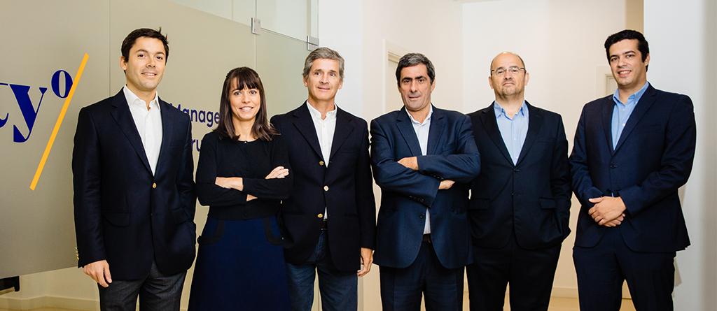 António Marques Dias, Catarina Quaresma, António Mello Vieira, Filipe Barreto, Virgilio Garcia, CFA, Nuno Sousa Pereira, Sixty Degrees.