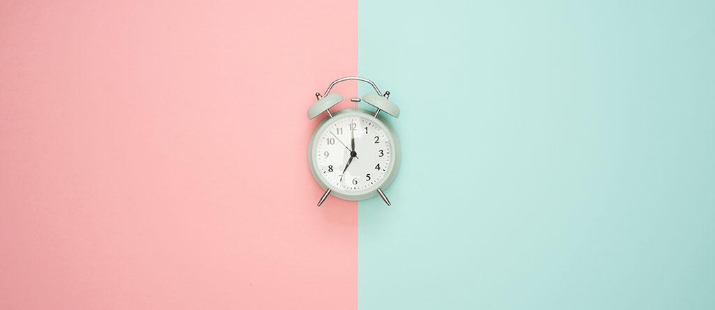 tempo relogio prioridades