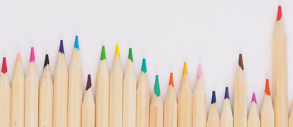 cor ativos crescimento categorias