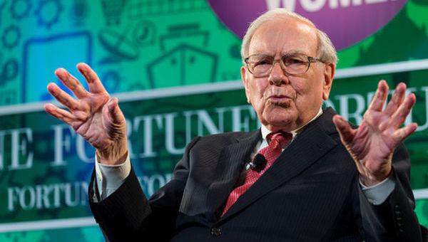 Warren Buffet Carta anual