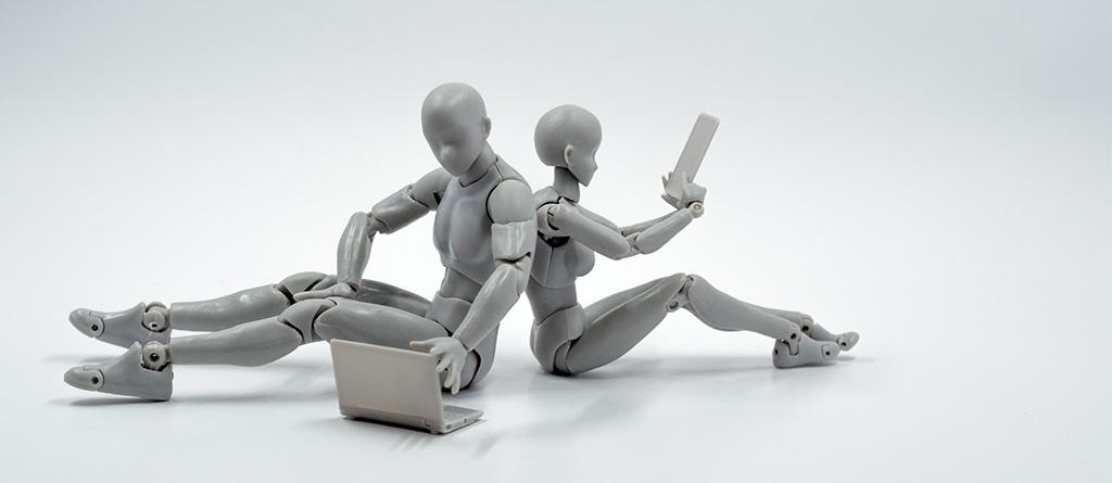 robot noticia