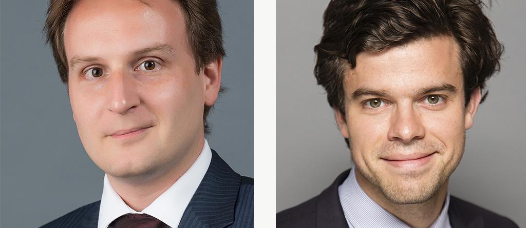 Pierre Verlé e Alexandre Deneuville _noticia