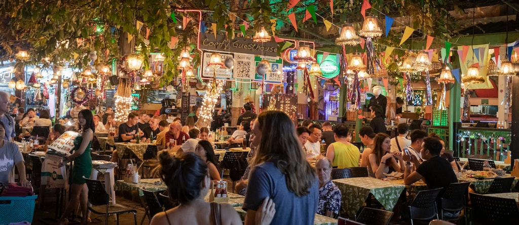 normal restaurante esplanada COVID pandemia