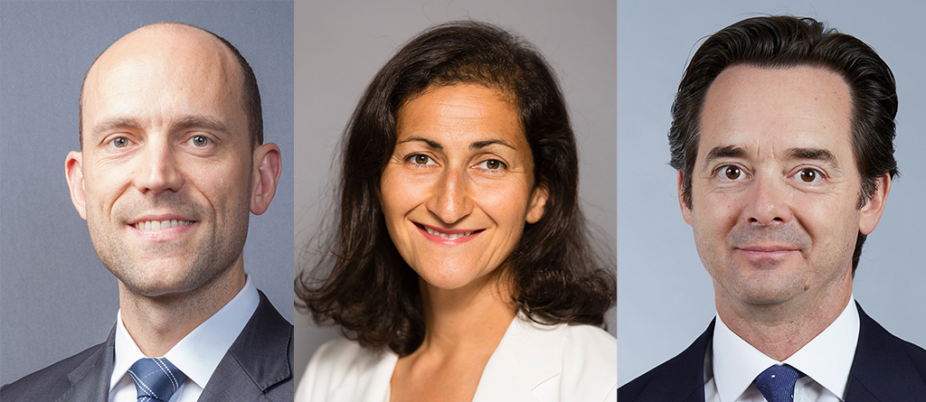 Keith Ney, Rose Ouahba, David Older.