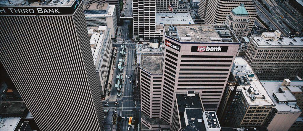 eua bancos américa do norte