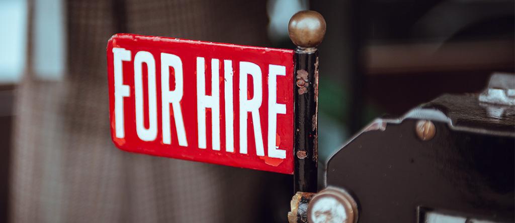 hire contratação noticia