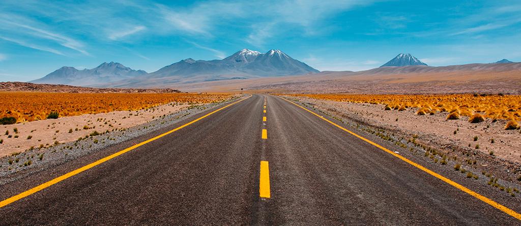 estrada caminho noticia
