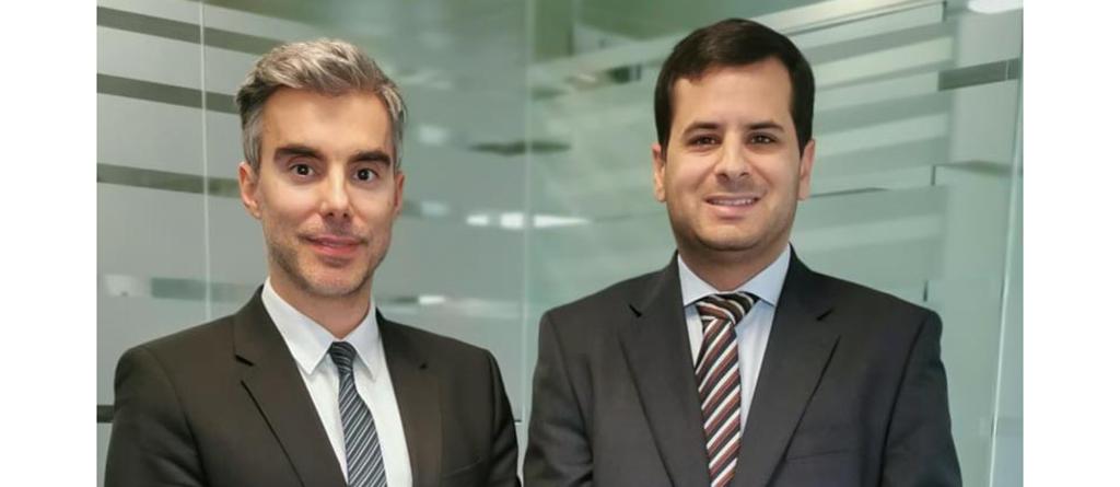 Pedro Lino e Carlos Pinto Optimize Investment Partners alternativo