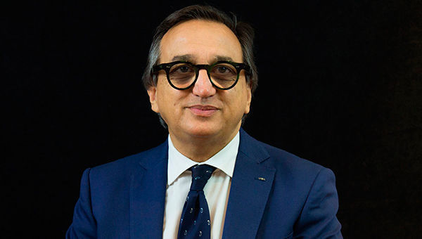 Emanuele Maria Carluccio, chairman, EFPA Europe