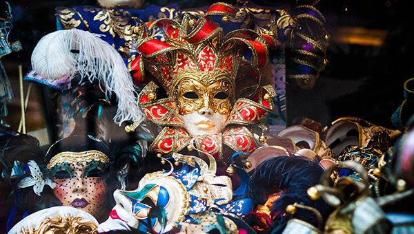 maschere_veneziane