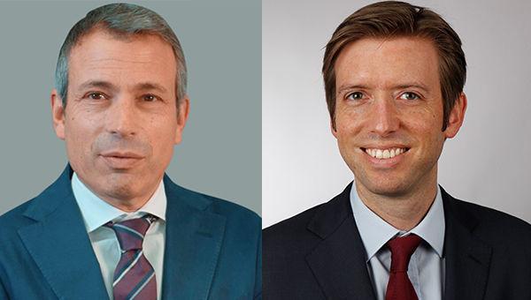 Spencer Waxman, founder e CIO, Shannon River e Fredrik Langenskiöld, senior investment specialist Alternatives, UBP