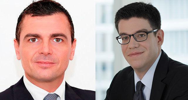 Paolo Proli e Julien Bernard, Amundi SGR