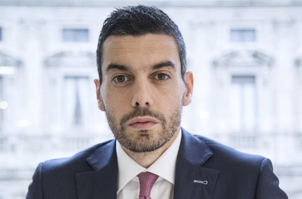 Luca Giorgi, Head of Retail Sales Italy and Greece, BlackRock
