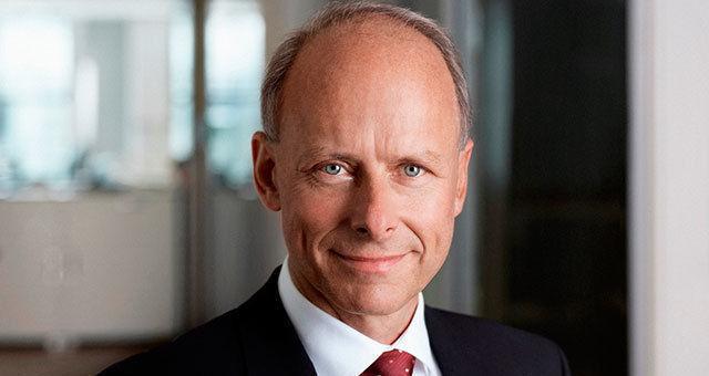 Klaus Holse, CEO, SimCorp