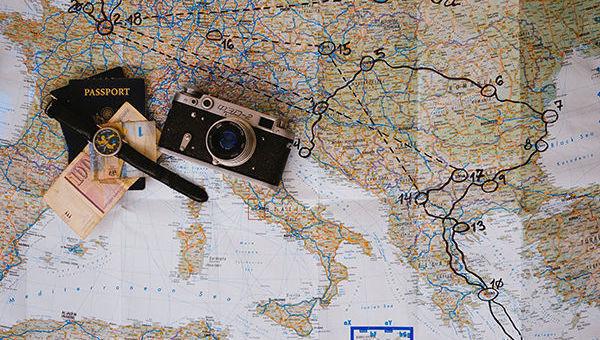 italia, europa, cartina, mappa