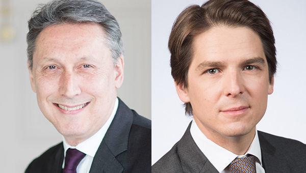 Nicolas Chaput, CEO, e Bertrand Levavasseur, Head of Sales  Switzerland, Italy, Iberia, Nordics, Middle East, ODDO BHF AM