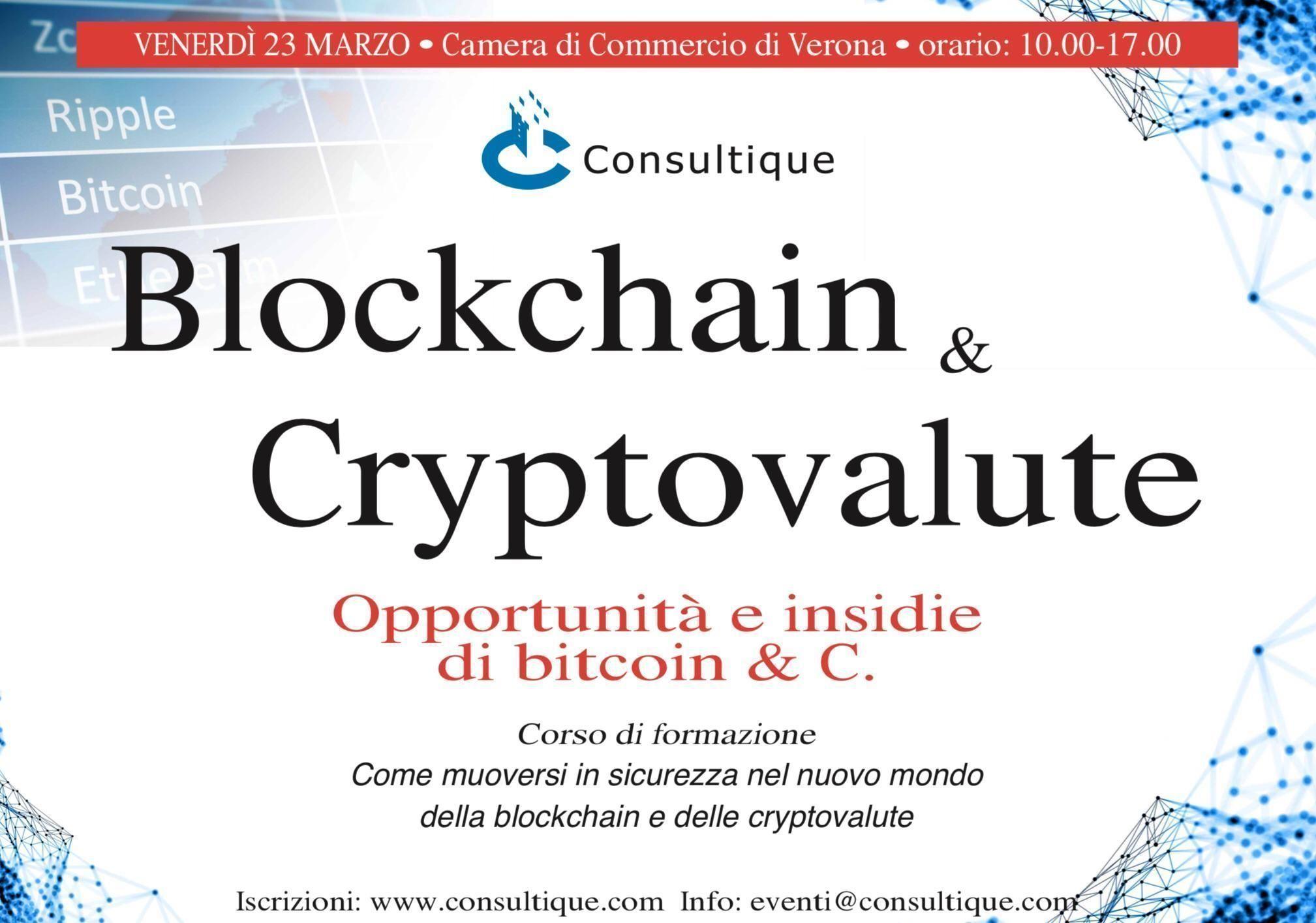corso cryptovalute