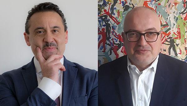 Maurizio Primanni, CEO, Excellence, e Ernesto Vergani, giornalista