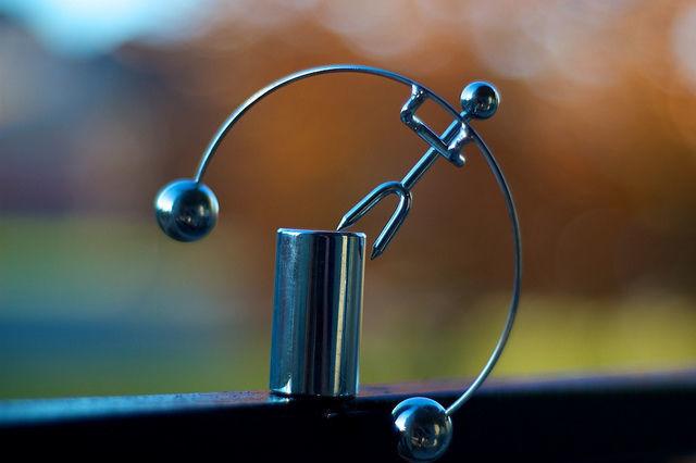 Balancing Act, Flickr, Creative Commons