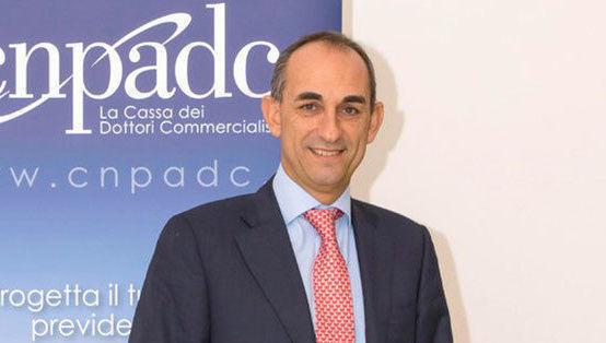 Walter Anedda, Presidente, Cassa dei Dottori Commercialisti
