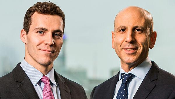 Harry Richards, portfolio manager, e Ariel Bezalel, head of strategy, Jupiter Dynamic Bond