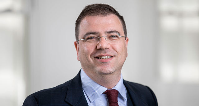 Massimo Siano,co-head of Southern Europe Distribution, WisdomTree