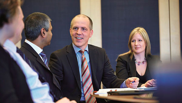 Patrick Vogel, gestore del fondo Schroder ISF Global Credit Income