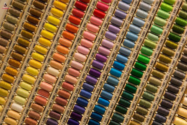 gamma, colori