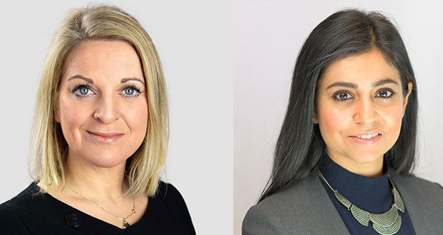 Jennifer Anderson e Nikita Singhal, Co-Heads of Sustainable Investment and ESG, Lazard AM