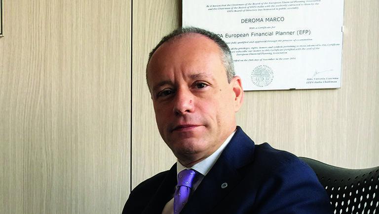 Marco Deroma, Presidente, Efpa Italia