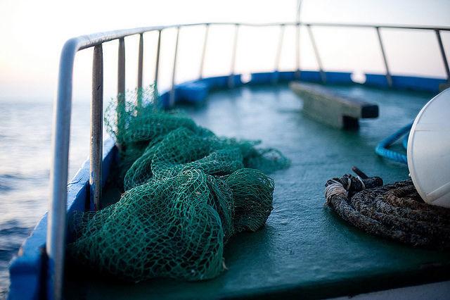 barca peschereccio