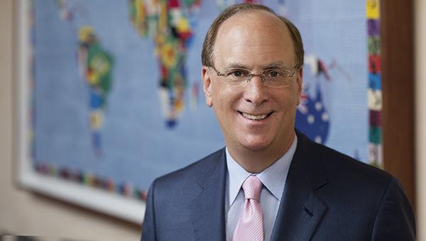 Larry Fink, CEO, BlackRock