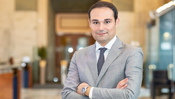 Demis Todeschini, ETF Sales Specialist per l'Italia, Franklin Templeton