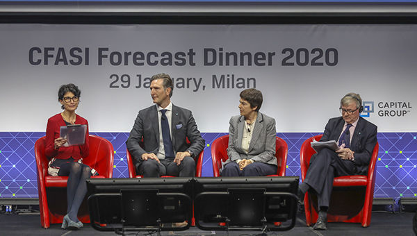 CFA Society Italia, Forecast Dinner
