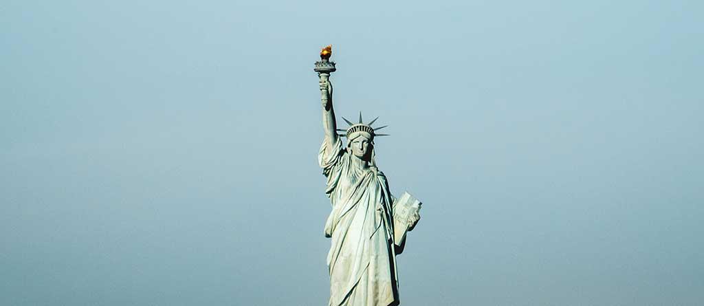 Statue of Liberty, USA, Notizia