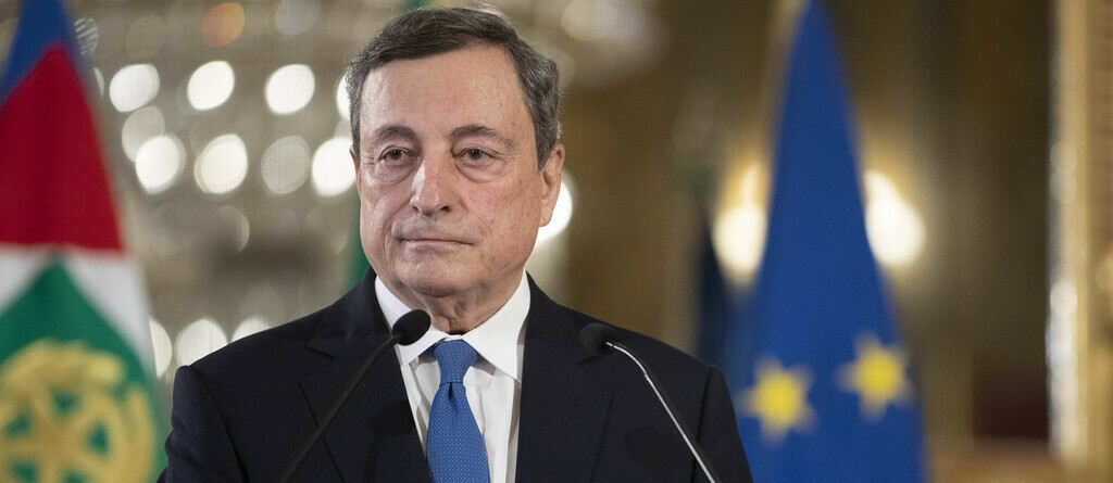 Mario Draghi News
