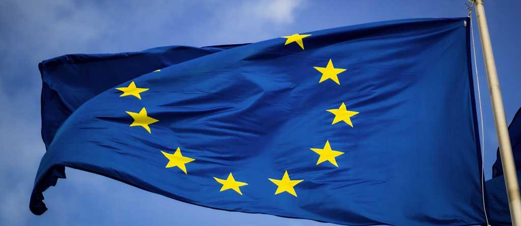 Europa flag notizia