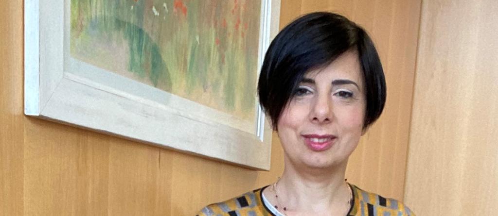 Lella Russo, responsabile Area Investment Center di Banca Mps
