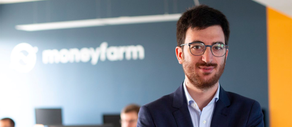 Andrea Rocchetti, head of Investment Advisory, Moneyfarm