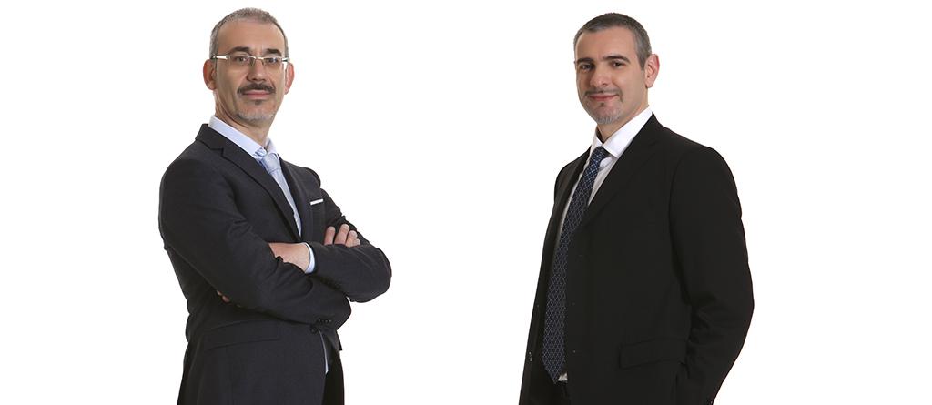 Paolo Miniero e Riccardo Cazzola